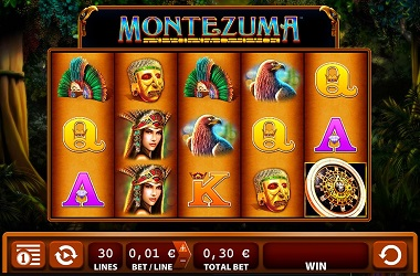 Montezuma-Online-Slot-Williams
