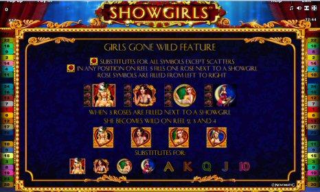 showgirls wilds