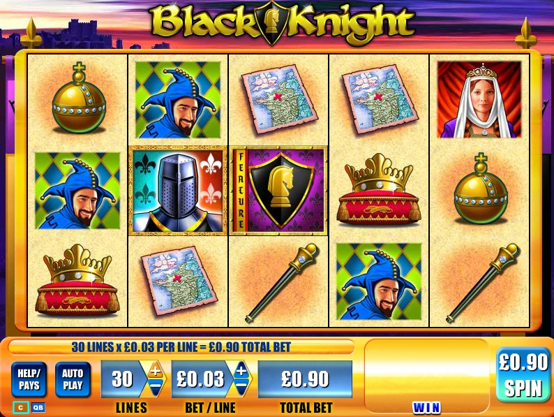 black-knight-slot-game
