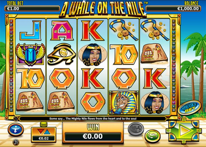a-while-on-the-nile-slot