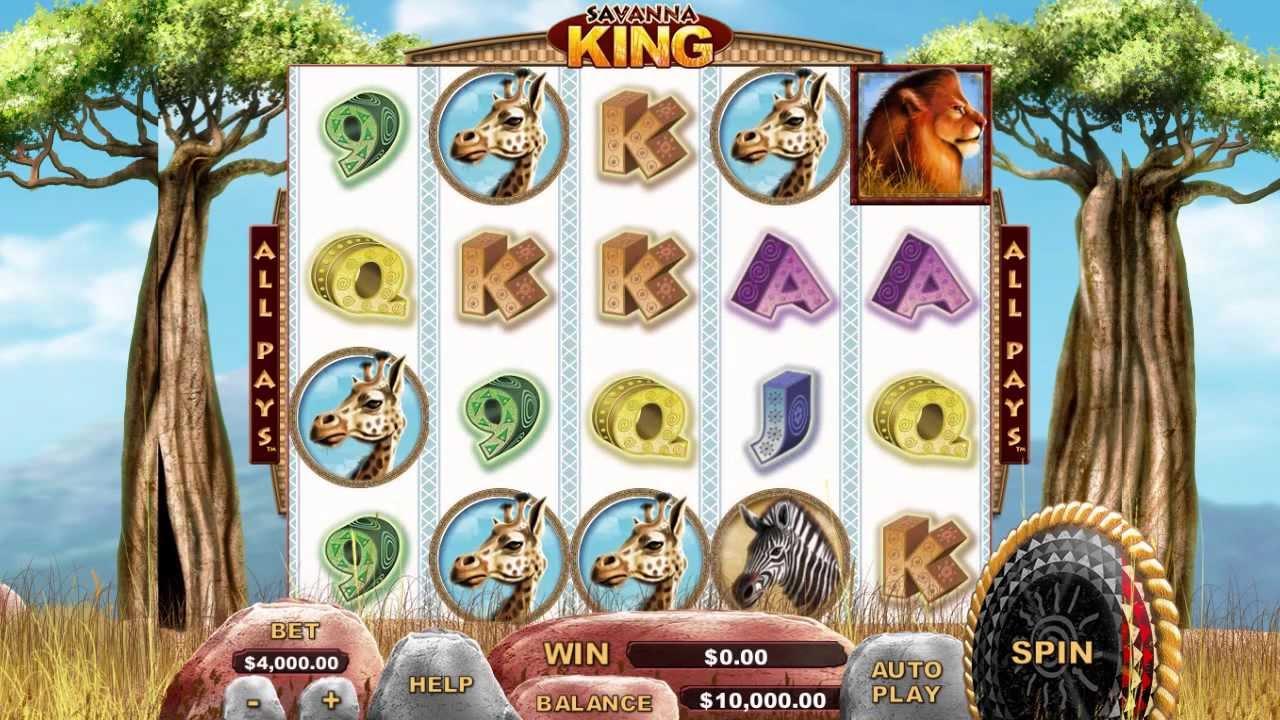 savanna-king-slot